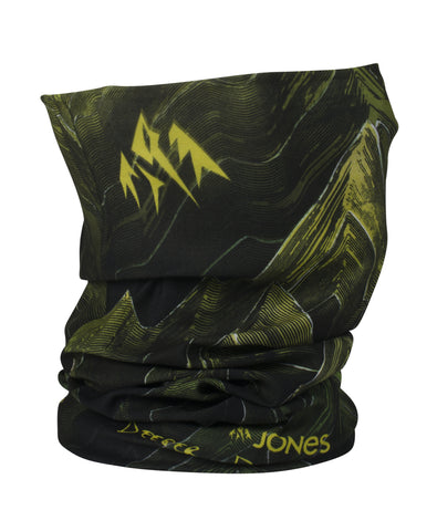 Revelstoke Neck Warmer - Green - Antics
