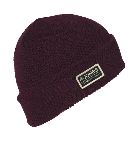Arlberg Beanie - Burgundy - Antics