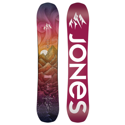 Dream Catcher Women's Snowboard 2021