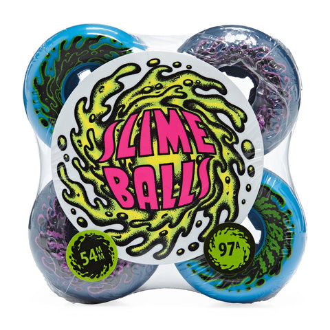 Double Take Vomit 54mm Skateboard Wheels