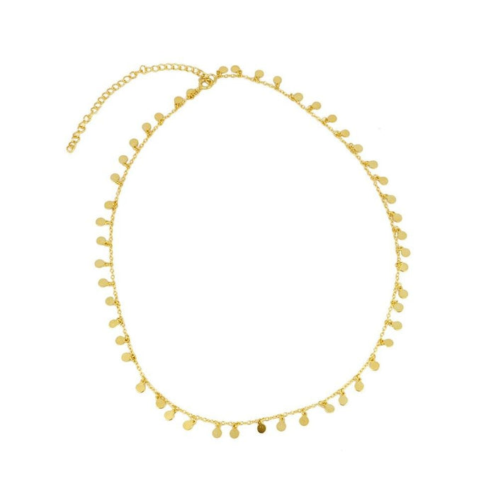 Collar MONEDITAS ORO