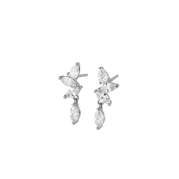 Pendientes MINI MAGIC PLATA