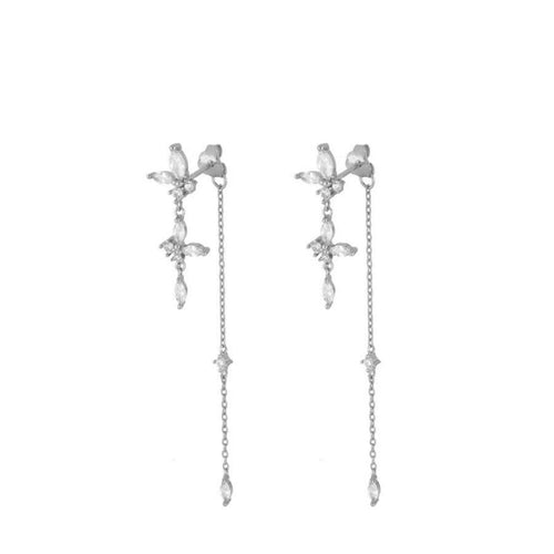 Pendientes MAGIC PLATA