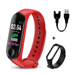 Unisex Activity Smartwatch With Bluetooth
