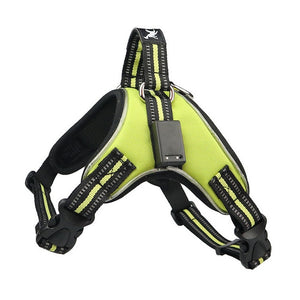LED Reflective Dog  Harness