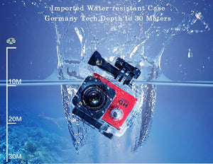 HD Go Pro Style Outdoor Mini Waterproof Sport Action Camera