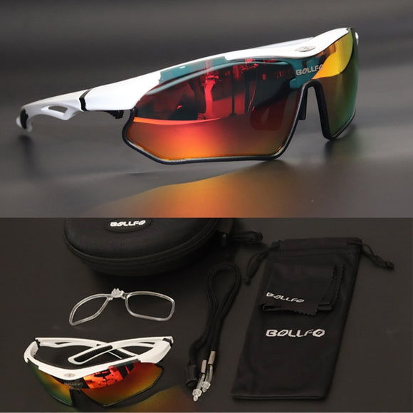 Tour de france 2018 Polarized Unisex Cycling Glasses For Use In Many Outdoor Activities