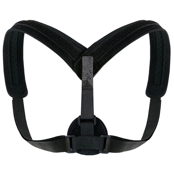 Posture Corrector With Adjustable Correcting Shoulder Support For Perfect Shoulder Alignment