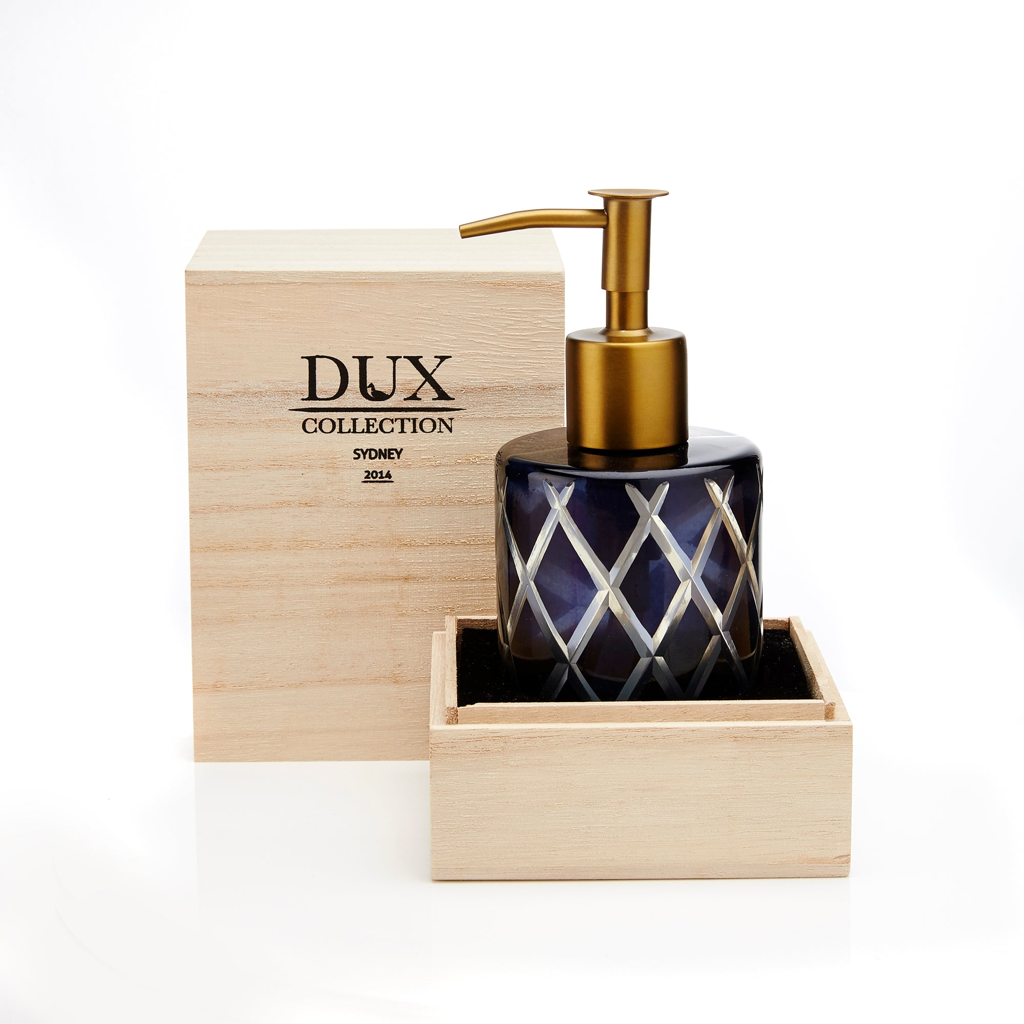 DUX Handcut Dispenser & Lotion