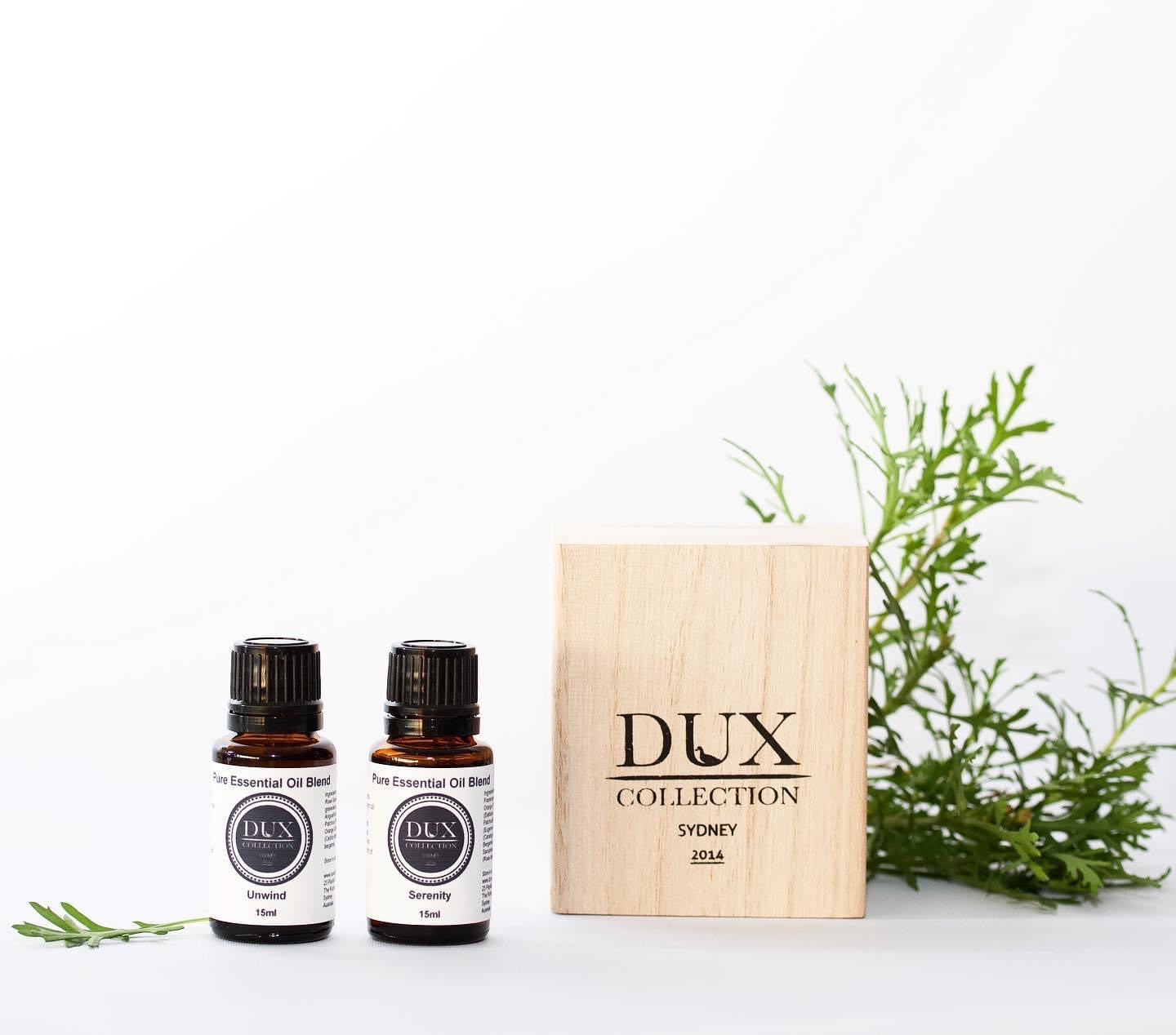 Pure Essential Oil Duo Gift Pack - Unwind and find Serenity - Limited Edition