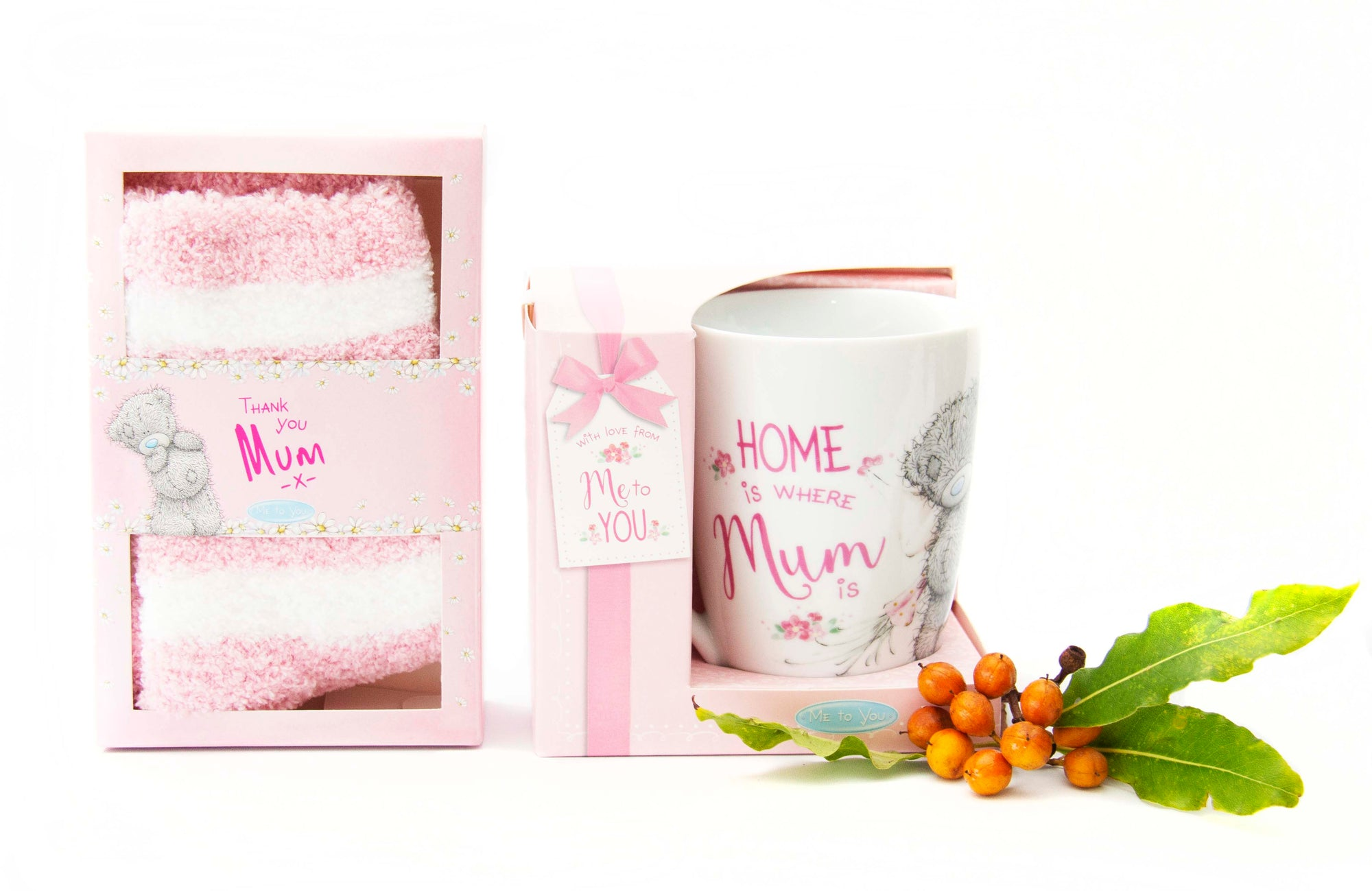 Mother's Day Mug and Sock Gift Pack