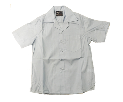 CR S/S Boy's Sky Blue Shirt (1038)