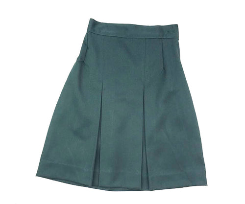 Bottle Green Skirt