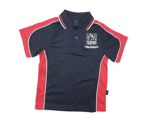 St Oliver's Sports Polo (Australian Made)