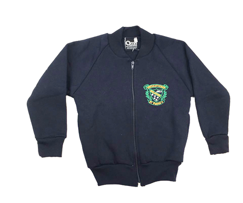 St Patrick's - Fleece Zip Jacket