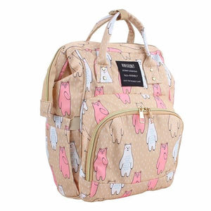 Mystical Bear Nappy Bag