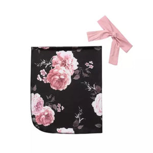 Dark Rose Wrap Set