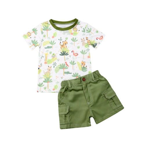 Jungle James Outfit