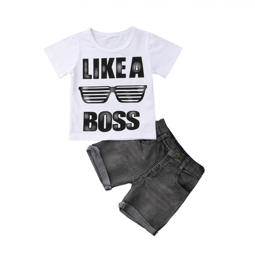 Boss Man Outfit