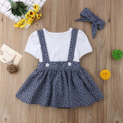 Aubrey Overall Dress