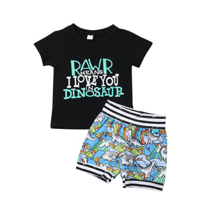 Dino Talk Outfit