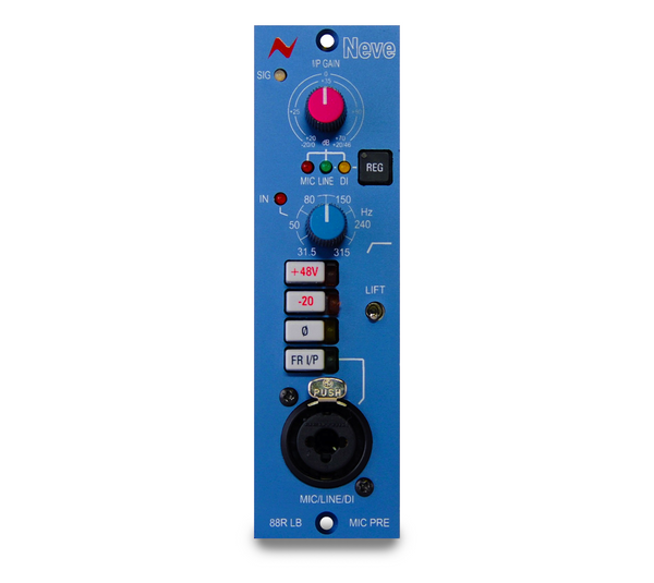 88RLB Mono MicPreamp