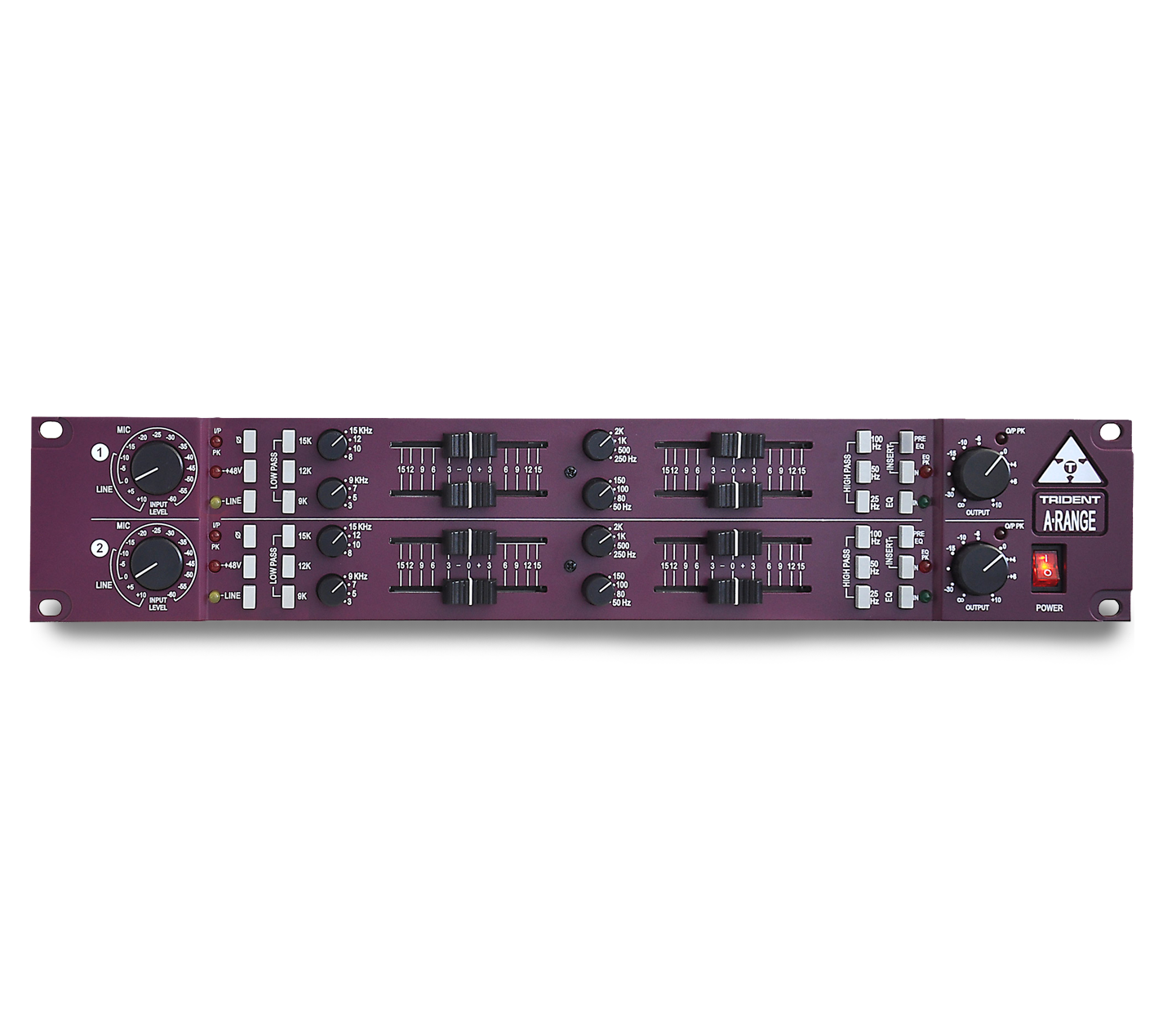 A-Range Dual Channel Strip