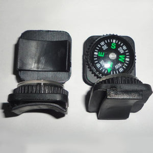 Belt Buckle Mini Compass