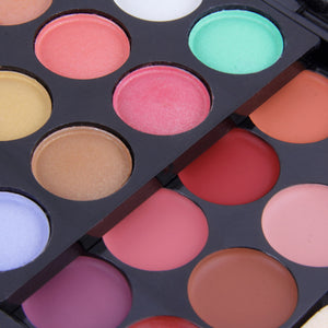 39 Colors Make Up Palette