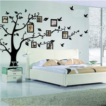 DIY Photo Tree Wall Sticker
