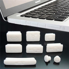 3 Sets Silicone Anti-dust Ports Cover