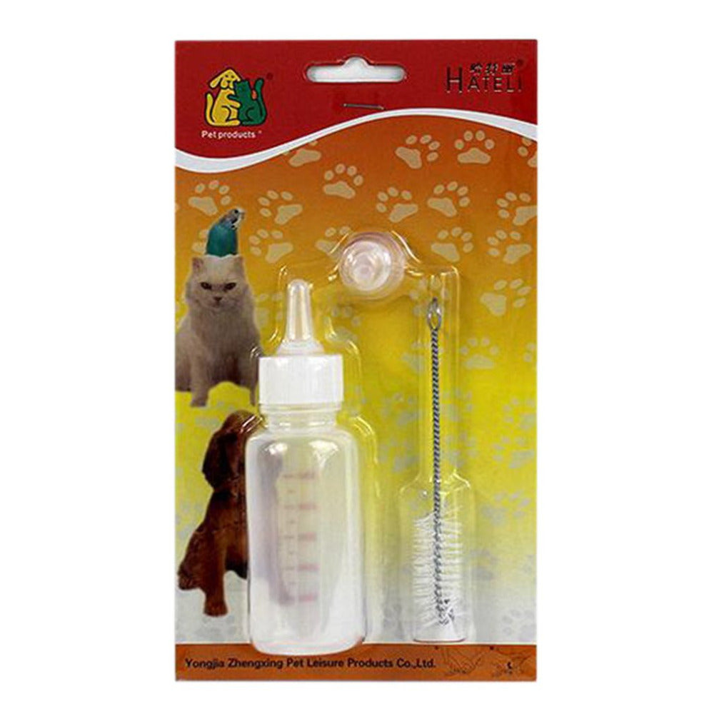 Puppy/Kitten Feeding Bottle Set