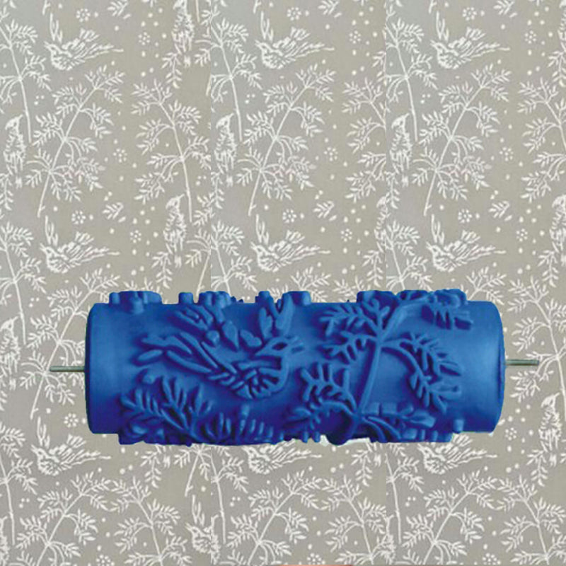Decorative Paint Roller w/o Handle