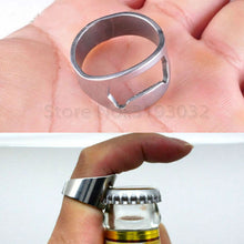 Metal Ring Bottle Opener