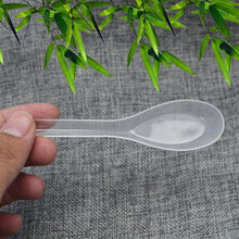 Disposable Plastic Soup Spoon
