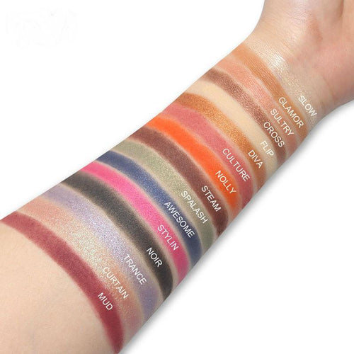 16 Colors Shimmer Matte Eyeshadow Palette