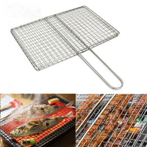 Barbecue Griller with Handle