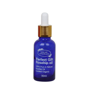 Cold Pressed Rosehip Oil