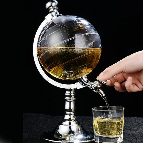 Globe Beer Dispenser
