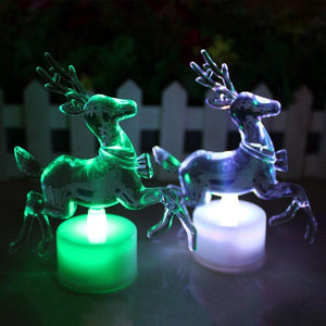 Christmas Reindeer LED Lamp
