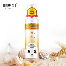 Crystal Sun Protection Spray with SPF50 PA+