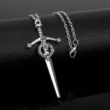 Outlander Sword Necklace