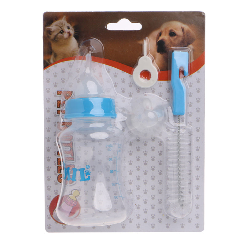 Pet Nursing Bottle Kit
