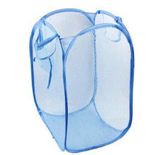 Foldable Pop-Up Laundry Hamper Mesh