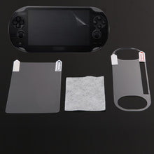Front and Back Protector for PSP