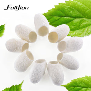 Natural Silk Cocoon Ball