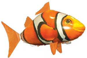 Remote Control Flying Shark/Clownfish