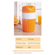High-Quality Manual Citrus Juicer