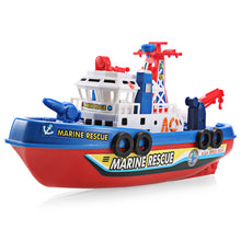 High Speed Rescue Toy Boat
