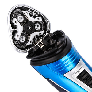 Floating Blades Electric Razor